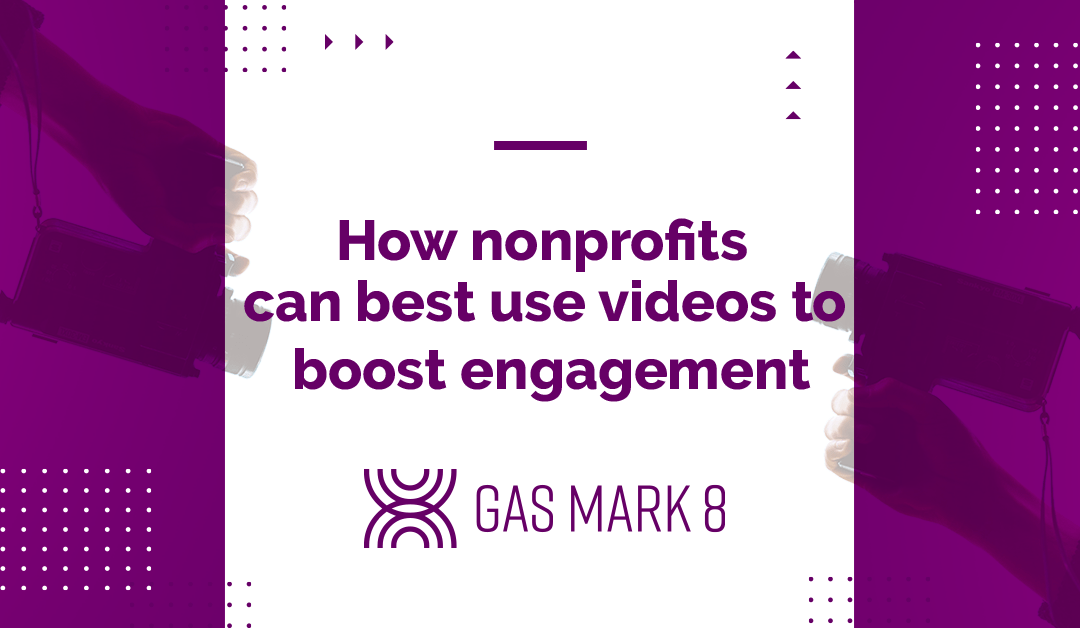 How Nonprofits Can Best Use Video to Boost Engagement