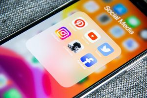 Include social media in your content strategy